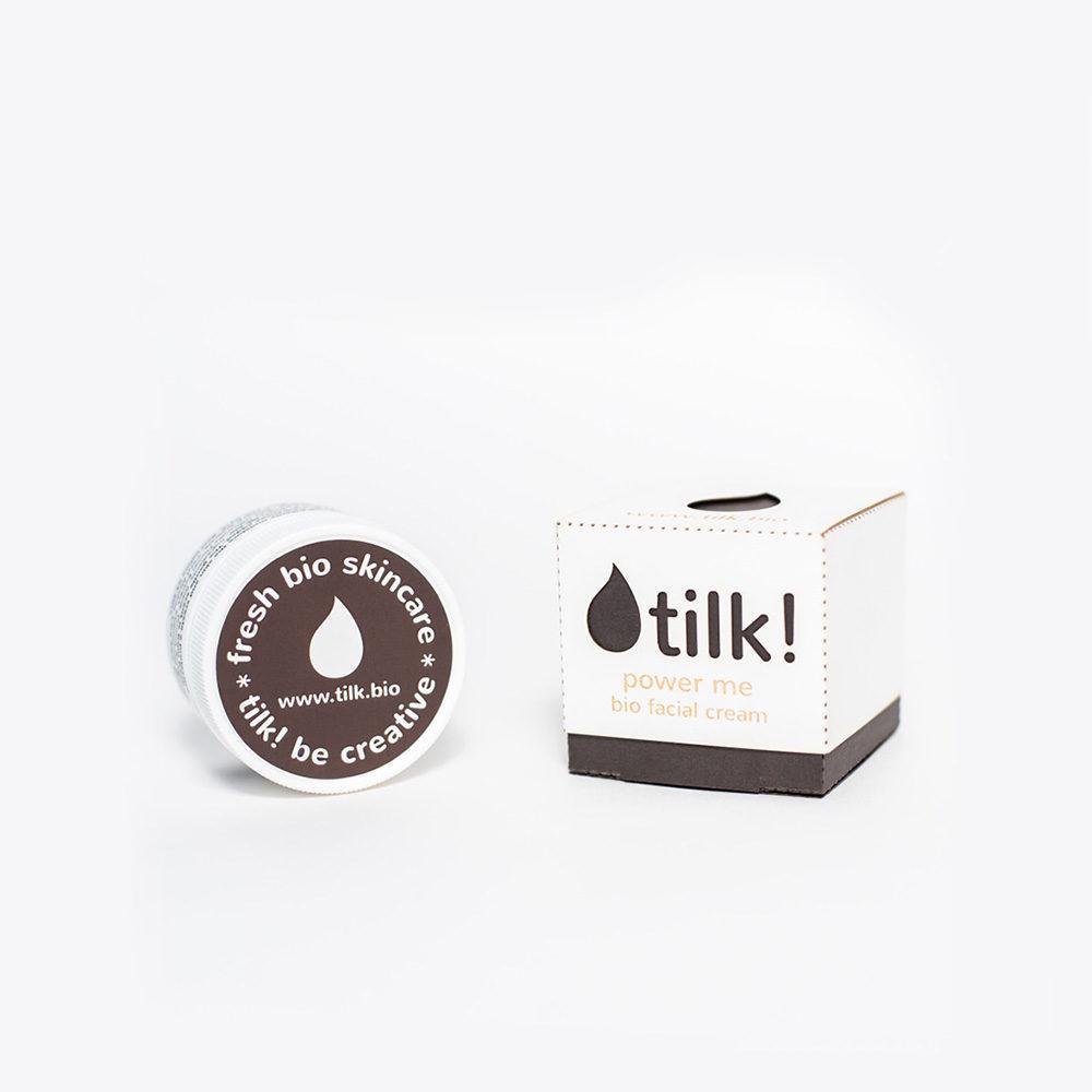 Tilk! Facial cream for men