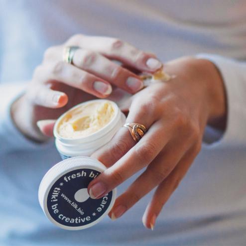 bio hand cream